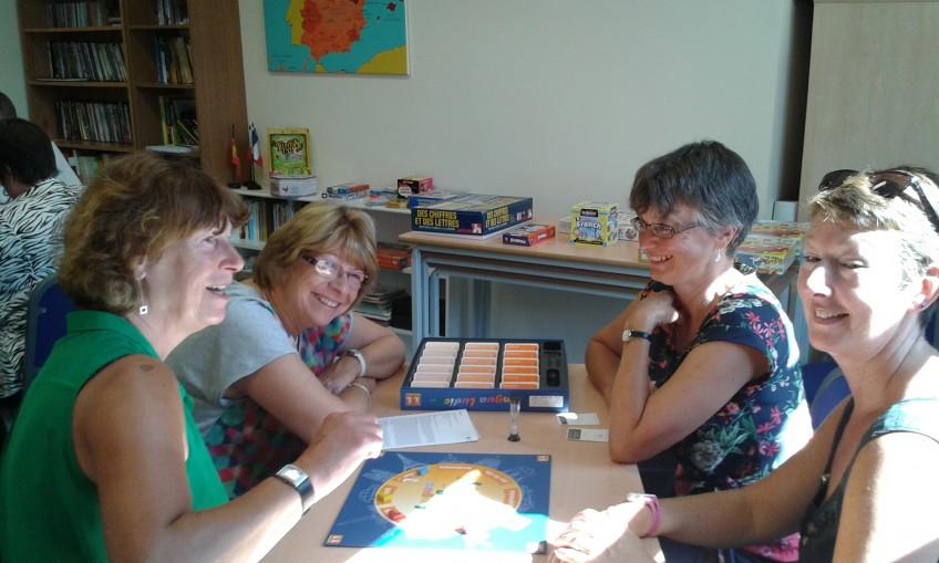 Une matinée gratuite de jeux en français à the Modern Language School