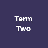 FRENCH TERM TWO (8 weeks enrolment)