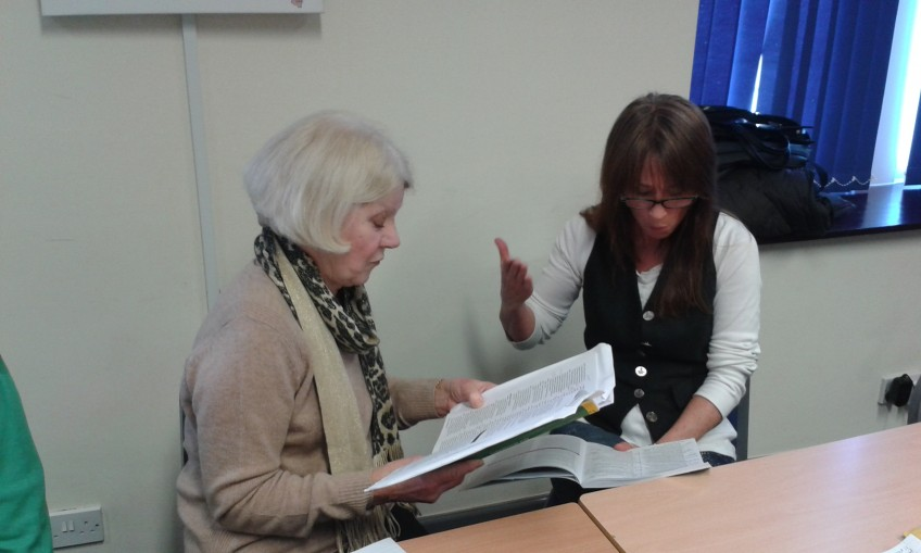 French Advanced Plus course