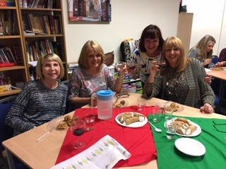 Italian Cookery Evening at The Modern Language School with Cafe Umbria